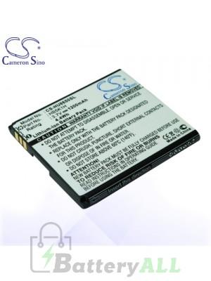 CS Battery for Huawei HB5K1H / Ascend Y200 / Y200T / Y201 / Y201C Battery PHO-HU8650SL