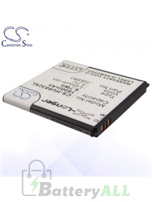 CS Battery for Huawei Ascend P1 LTE 201HW / Panama / Shine / U8950D Battery PHO-HU8832XL