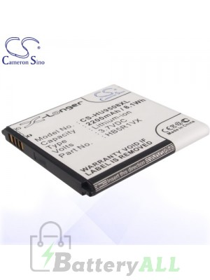 CS Battery for Huawei HB5R1V / Huawei HN3-U01 / Honor 2 II Battery PHO-HU9508XL