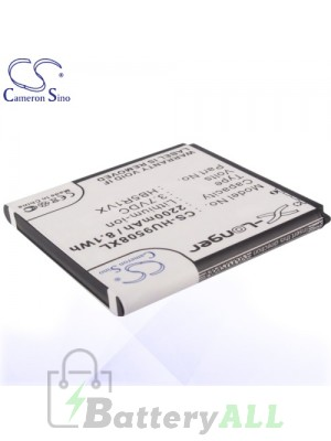 CS Battery for Huawei Honor 3 / Huawei Honor Quad / U9508 Battery PHO-HU9508XL