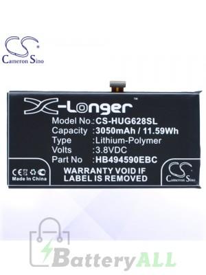 CS Battery for Huawei HB494590EBC / Huawei Honor 7 Battery PHO-HUG628SL