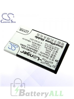 CS Battery for Huawei M318 / M635 / M636 / Pinnacle 2 Battery PHO-HUM318XL