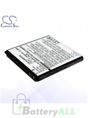 CS Battery for Huawei Ascend G302D / G309T / G309T Pro / G312 Battery PHO-HUM660SL
