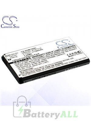 CS Battery for Huawei HB5A2H / BTR7519 / Huawei C8000 / C8100 Battery PHO-HUM750SL