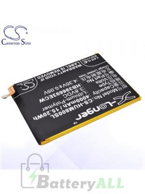 CS Battery for Huawei M200-UL00 / NXT-AL10 / NXT-CL00 / NXT-L09 Battery PHO-HUM800SL