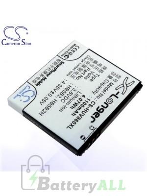 CS Battery for Huawei HB5B2 / HB5B2H / Huawei C5900 / C5990 Battery PHO-HUV860XL