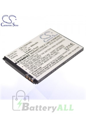 CS Battery for Lenovo BL125 / Lenovo A910 / P650WG Battery PHO-LTD910SL