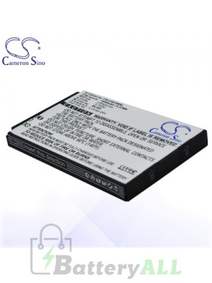 CS Battery for Lenovo BL202 / Lenovo MA168 / Lenovo MA169 Battery PHO-LVA168SL