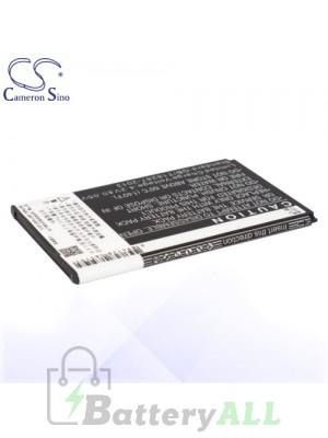 CS Battery for Lenovo A365E / A369 / A380e / A385E / A66 Battery PHO-LVA269XL