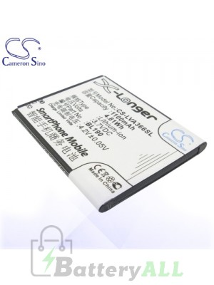 CS Battery for Lenovo BL190 / Lenovo A366T Battery PHO-LVA366SL