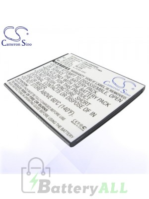 CS Battery for Lenovo BL229 / Lenovo A8 / A806 / A808T Battery PHO-LVA808SL