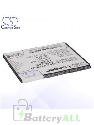 CS Battery for Lenovo A889 / A916 / Lenovo A916 5.5inch Battery PHO-LVA880SL