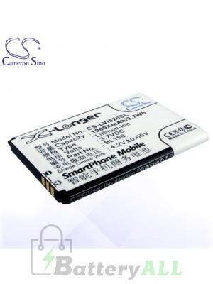 CS Battery for Lenovo BL160 / Lenovo I200 / Lenovo I520 Battery PHO-LVI520SL