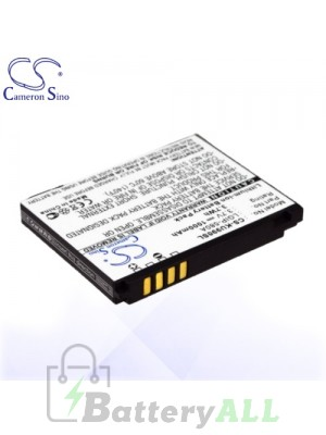 CS Battery for LG LGIP-580A / SBPL0091701 / SBPL0083505 / LG Vu Battery PHO-KU990SL