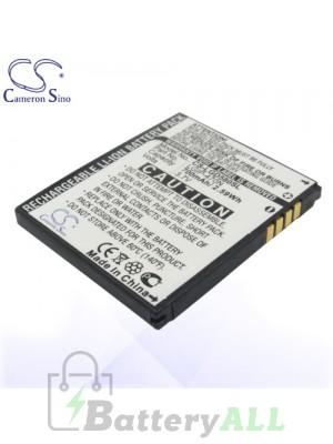 CS Battery for LG LGIP-470N / SBPL0098601 / GD580 / GD580 Lollitop Battery PHO-LGD580SL