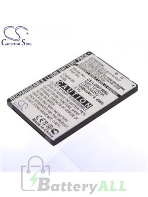 CS Battery for LG LGIP-340NV / SBPL121809K / SBPP0026903 / GM750 Battery PHO-LGM750SL
