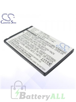 CS Battery for LG LGIP-400N / SBPP0027401 / LG Etna / GX500 Battery PHO-LGW820SL