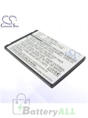 CS Battery for LG LGIP-400N / SBPP0027401 / LG Etna / GX500 Battery PHO-LGW820SL