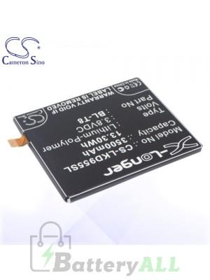 CS Battery for LG Chameleon / D959 / F340 / G Flex / LGL23 / LS995 Battery PHO-LKD955SL