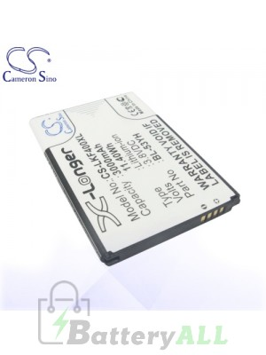 CS Battery for LG D693 / D693N / D830 / D850 / D851 / D855 Battery PHO-LKF400XL