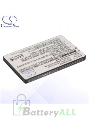 CS Battery for LG AX840 / Banter AX265 / CM-101 / GD300S / GR500 Battery PHO-LKF900SL