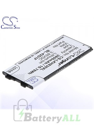 CS Battery for LG G5 / G5 Lite / G5 SE / H820 / H830 / H840 / H845 Battery PHO-LKH830XL