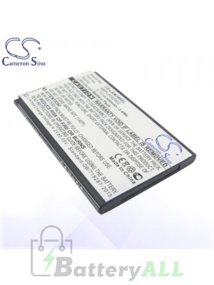 CS Battery for LG LGIP-330GP / SBPL0092902 / SBPL0089001 Battery PHO-LKM380SL