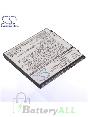 CS Battery for LG F120 / F120K / F120L Battery PHO-LKP490SL