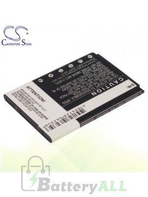 CS Battery for LG Optimus P750 / Optimus Zone 2 II VS415 / Splendor Battery PHO-LKP700XL