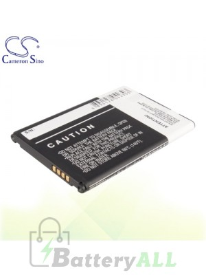 CS Battery for LG Optimus Black / Optimus Dynamic / Optimus Zip Battery PHO-LKP970XL