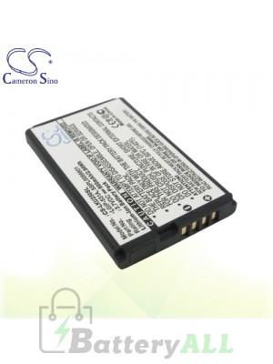 CS Battery for LG Saber True / T385 / T500 / G320GB / KX218 Battery PHO-LKU250SL