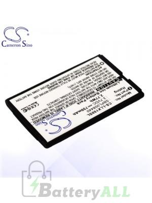 CS Battery for LG LX150 / LX-150 / LX240 / UX150 Battery PHO-LLX150SL
