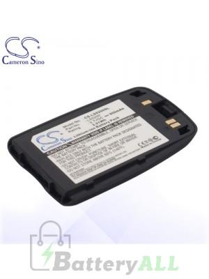 CS Battery for LG LGLP-GAHM / LG S5200 Battery PHO-LS5200SL