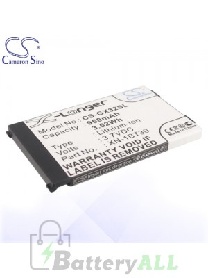 CS Battery for Motorola SNN5828 / Motorola Adventure V750 / GX-E30 Battery PHO-GX32SL