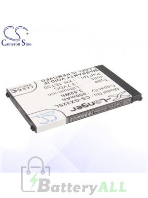 CS Battery for Motorola Sharp 550SH / Sharp GX15 GX-T15 GZ100 Battery PHO-GX32SL