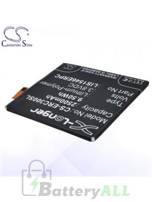 CS Battery for Sony D2533 / D5102 / D5103 / D5106 / M50w Battery PHO-ERC300SL