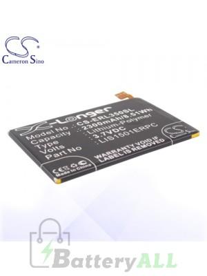 CS Battery for Sony Ericsson / Sony 1264-3476.1 / LIS1501ERPC Battery PHO-ERL350SL