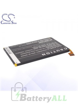 CS Battery for Sony Odin Rimy / S39h / Xperia C / Xperia C6502 Battery PHO-ERL350SL