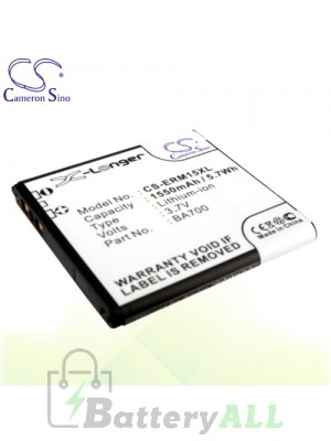 CS Battery for Sony Tapioca DS / Tapioca SS / Urushi / Xperia E Battery PHO-ERM15XL