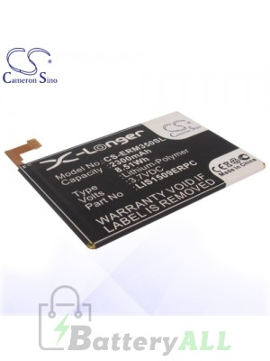 CS Battery for Sony Ericsson / Sony 1266-340.1 / LIS1509ERPC Battery PHO-ERM350SL