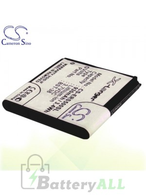 CS Battery for Sony Ericsson W150 Yendo / W580 / W580a / W580c Battery PHO-ERS500SL