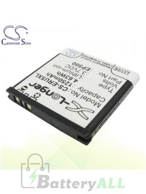 CS Battery for Sony Ericsson U8i Vivaz Pro / Vivaz Pro / W8 Walkman Battery PHO-ERU5XL