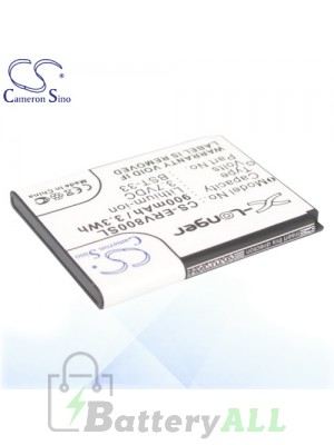 CS Battery for Sony Ericsson Z610i / Z750 / Z750i / Z800 Battery PHO-ERV800SL