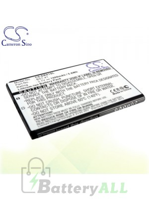 CS Battery for Sony Ericsson Xperia X1 / Xperia X10 / Xperia X10a Battery PHO-ERX1SL