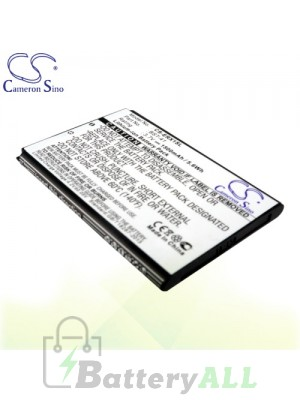 CS Battery for Sony Ericsson Xperia X10i / Xperia X1a / Xperia X1c Battery PHO-ERX1SL