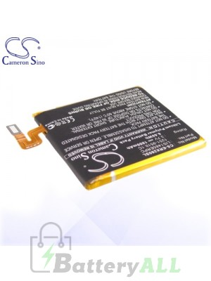 CS Battery for Sony Ericsson / Sony LIS1485ERPC / LIS1489ERPC Battery PHO-ERX280SL