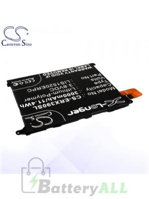 CS Battery for Sony Ericsson / Sony LIS1520ERPC / Sony C6616 Battery PHO-ERX390SL