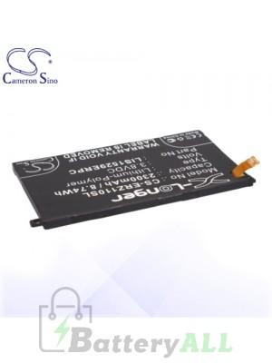 CS Battery for Sony Ericsson / Sony LIS1529ERPC / Sony Amami Battery PHO-ERZ110SL