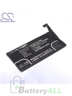 CS Battery for Sony Ericsson / Sony AGPB009-A003 / Sony Lotus Battery PHO-EST270SL