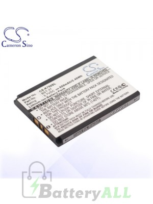 CS Battery for Sony Ericsson / Sony BST-37 / Sony Ericsson D750 Battery PHO-K750SL